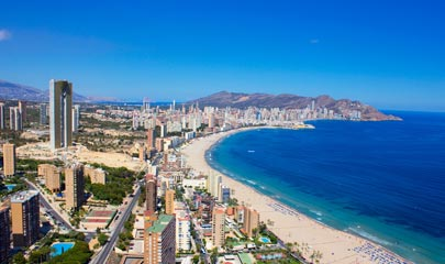 TUI Free Child Places Benidorm
