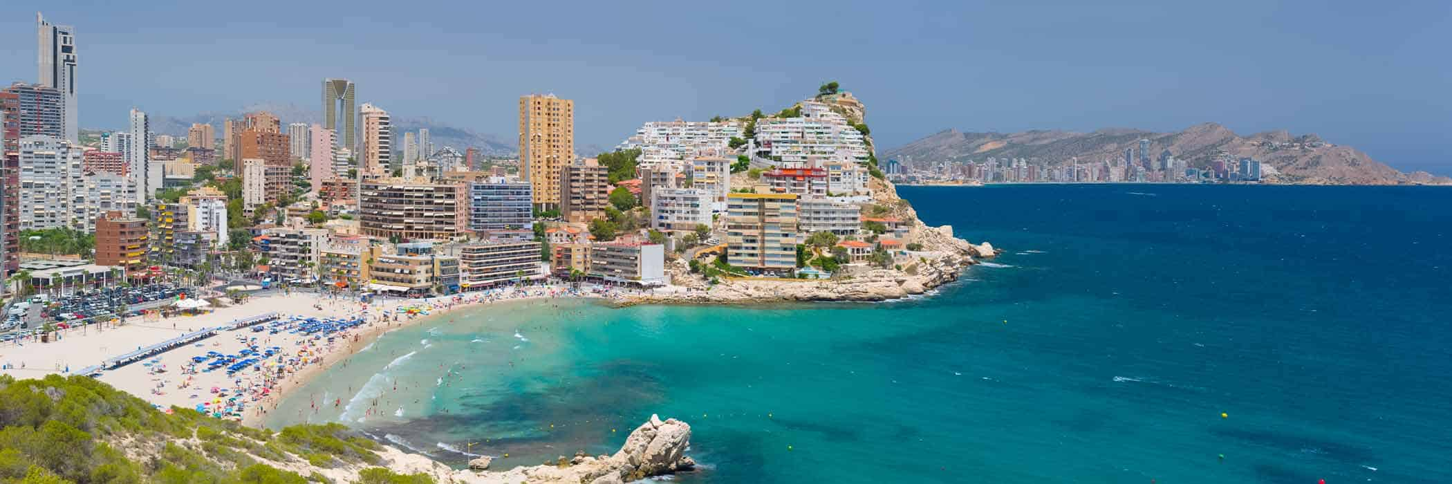 All inclusive holidays in Benidorm