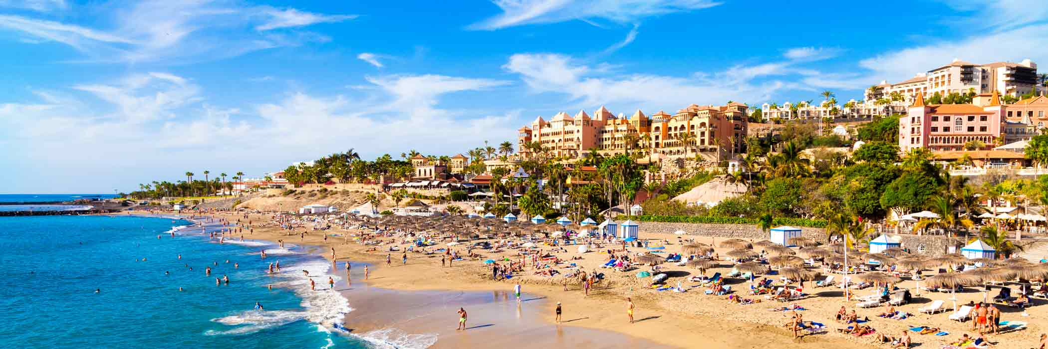 TUI Holidays To Tenerife
