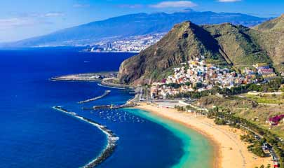 Holidays to Tenerife