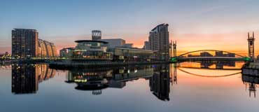 Hotels in Salford Quays, Manchester