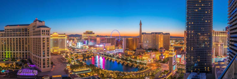 Las Vegas City Breaks 2020 2021 Cheap Short Breaks To Las Vegas Mybudgetbreak Com