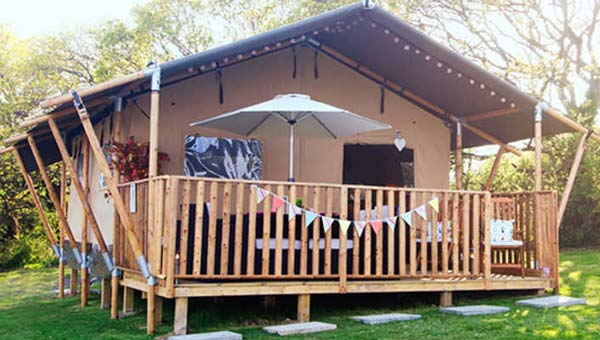 Parkdean Thorness Bay Holiday Park glamping