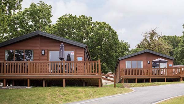 Parkdean Thorness Bay Holiday Park lodge