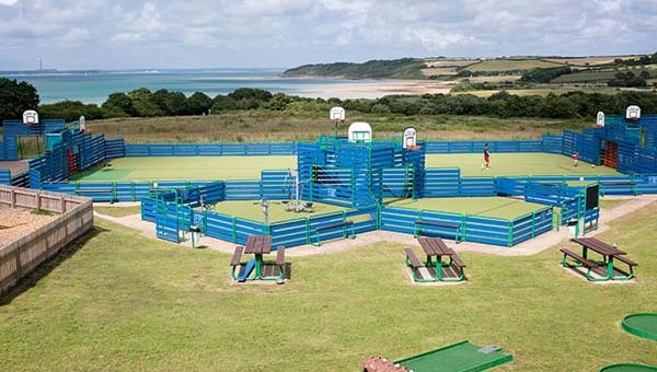 Parkdean Thorness Bay Holiday Park Sports