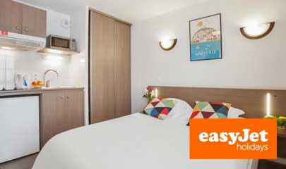 Appart'City Marseille Euromed room