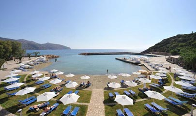 Avra Collection Mirabello Beach and Village pool
