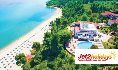 Halkidiki Holiday Deal