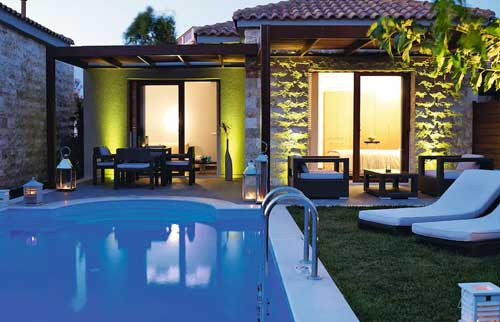 Holiday Village Rhodes Private Villa