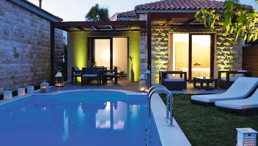 First Choice Holiday Village Rhodes Deluxe Suite With Pool