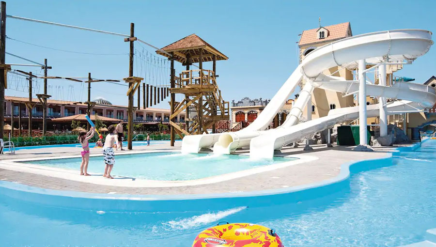 First Choice Holiday Village Rhodes Splash Park