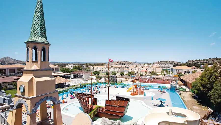 First Choice Holiday Village Rhodes Water Park