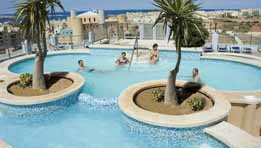 Sunflower Hotel Malta Pool