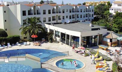 Club Alvorferias Apartments Alvor Algarve