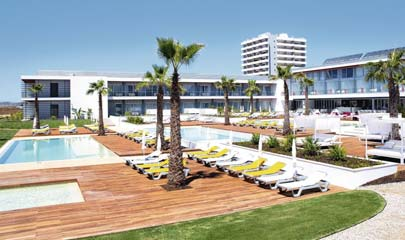 Pestana Alvor South Beach Algarve