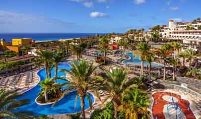 Occidental Jandia Mar Fuerteventura Pool