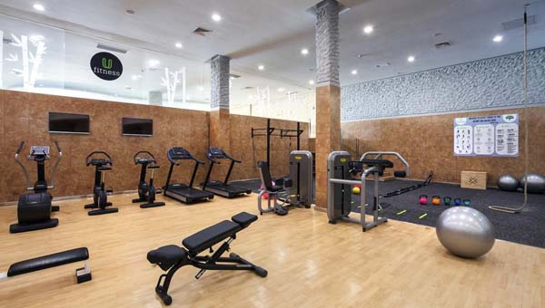 Occidental Jandia Mar Hotel Indoor Gym