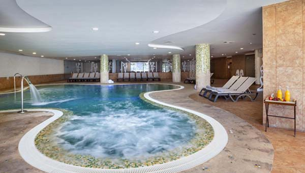 Occidental Jandia Mar Hotel Indoor Pool