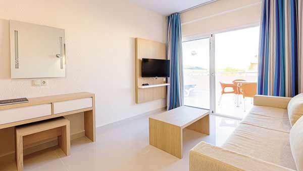 First Choice Holiday Village Seaview ibiza family room