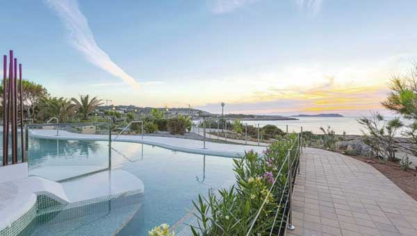 First Choice Holiday Village Seaview ibiza pool view