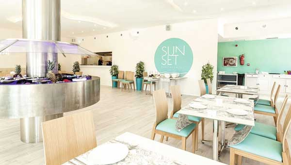 First Choice Holiday Village Seaview ibiza restaurant