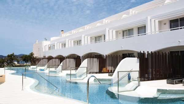 First Choice Holiday Village Seaview ibiza swim up rooms