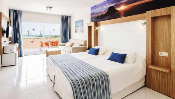 First Choice Holiday Village Seaview ibiza twin room