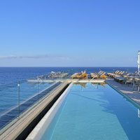 Sol Beach House Ibiza Rooftop Pool