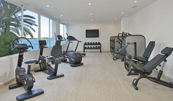 Sol Beach House Gym