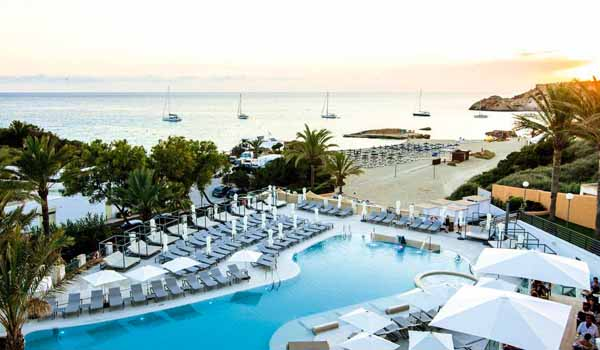 TUI Sensatori Resort Ibiza Pool Beach