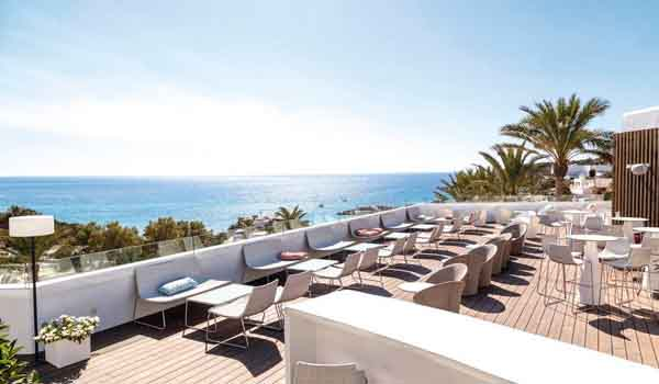 TUI Sensatori Resort Ibiza Rooftop Bar