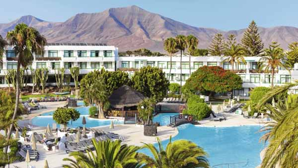 H10 Lanzarote Princess Holiday Offer