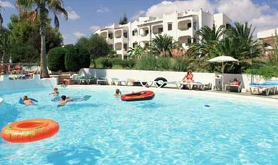 Europa Apartments pool majorca