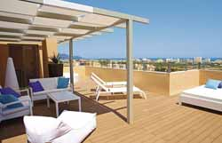 Holiday Village Majorca Duplex Apartment With Roof Terrace