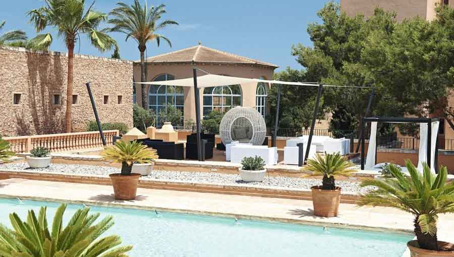 First Choice Holiday Village Majorca chillout zone