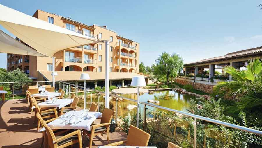 First Choice Holiday Village Majorca Indian Restaurant