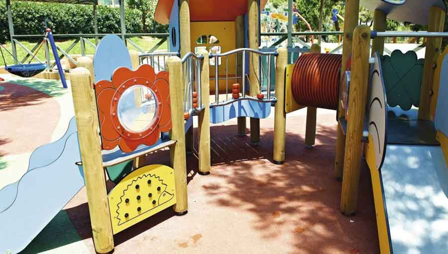 First Choice Holiday Village Majorca playground