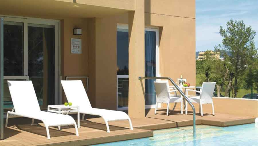 First Choice Holiday Village Majorca swim up apartment