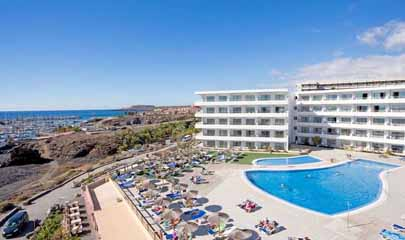 Aguamarina Golf Apartments Pool Tenerife