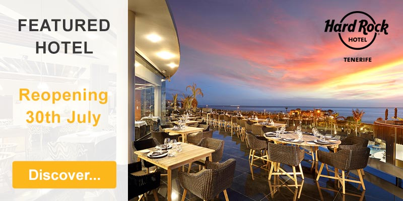 Featured Hotel - Hard Rock Hotel Tenerife