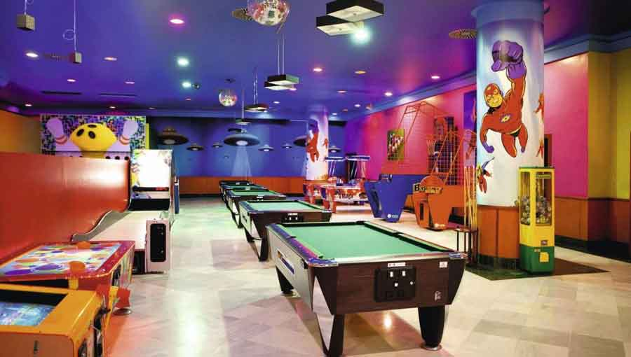First Choice Holiday Village Tenerife games room