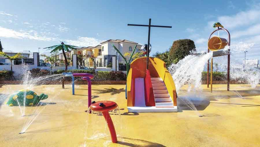 First Choice Holiday Village Tenerife splash pool