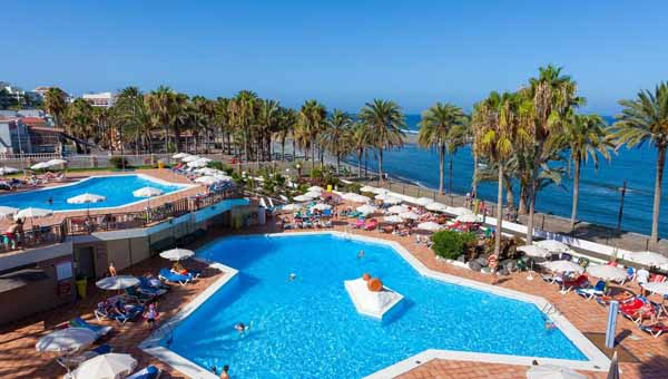 Sol Tenerife Hotel by Melia Pool