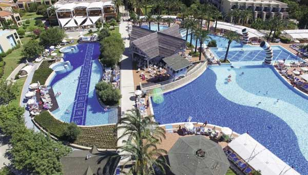First Choice Holiday Village Turkey Hotel Pool