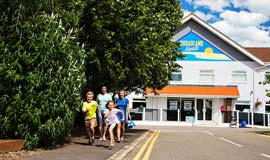 Sun Park Holidays Broadland Sands