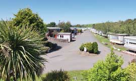Turnberry Holiday Park Ayrshire Scotland