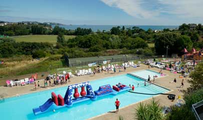 Hoburn Devon Bay Holiday Park