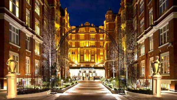 St Ermin's Hotel London Exterior