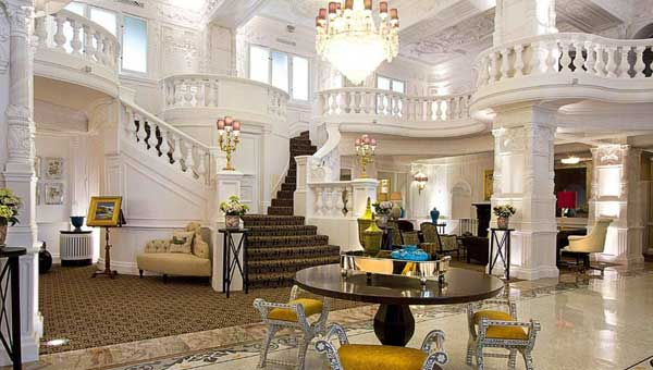 St Ermin's Hotel London Lobby