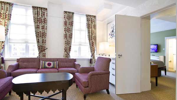 St Ermin's Hotel London Suite
